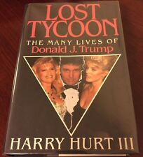 First Edition Lost Tycoon Many Lives of Donald Trump Real Estate Casino Business