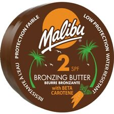 Malibu Bronzing Body Butter With Beta Carotene- Coconut Fragrance SPF 2 250ml