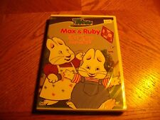 treehouse max and ruby play time for max dvd