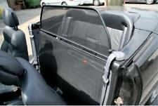 Wind Deflector RENAULT MEGANE  ONE 1995 2003  DOUBLE FRAME BLACK
