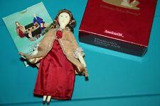 American Girl Elizabeth's Fashion Doll Charlotte NIB New RETIRED Burgundy Box !!