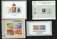 Norway very nice lot of stamps blocks