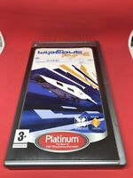 wipEout Pure (PSP) PEGI 3+ Racing Value  Complete With Manual PlayStation Psp