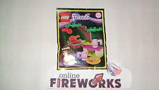 Lego Friends Promo Set #11 561505 Summer Picnic Cookout New Sealed FOIL Poly bag