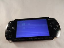 Sony PSP 1000 1001 Black Handheld System (TESTED, READ!) #S137