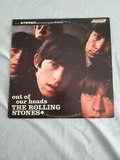 Rolling Stones Out Of Our Heads Vinyl Ex