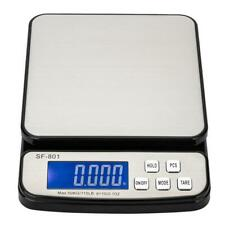 110 Lb X 01oz All In One Digital Postal Shipping Scale 50kg X1g With Ac Adapter