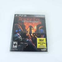 Resident Evil: Operation Raccoon City Sony Playstation 3 PS3, 2012 Tested Works