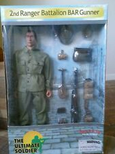 1/6 Ultimate Soldier 2nd Ranger Battalion BAR Gunner 21st Century Toys