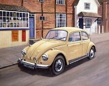 Volkswagen Automobile Prints and Posters
