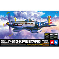 Tamiya 60323 Northern American P-51D/K Mustang Pacific Theater 1/32