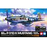 Tamiya 60323 Northern American P-51D/K Mustang Pacific Theater 1/32