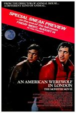 """An American Werewolf In London Poster [Licensed-New-Usa] 27x40"""" Theater Size"""
