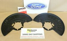 Brake Dust Shield ABS Ford F150 And Bronco 5 Hole 1/2 ton  Dana 44 1980-1992
