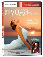 AM PM Yoga For Beginners [DVD] [2009]
