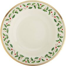New ListingLenox Holiday Pasta/Rimmed Soup Bowl (New) Made in The Usa