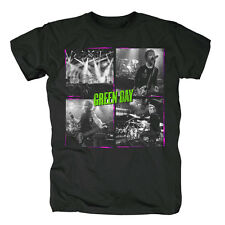 Green Day - Live Squares - T-Shirt - Größe / Size XL - Neu