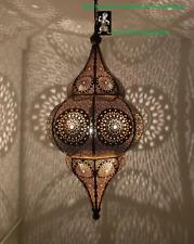 Orientalische Marokkanische Design  Deckenlampe Farbe Schwarz Nr.1000p NEU