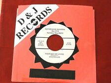 STEVE MILLER~YOUR WAY OF LIVING~ MEGA RARE~ASS KICKER BREAK~OUT ~ ROCKABILLY 45
