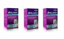 Feliway Classic Diffusers 3 Nib boxes expdts are 4/22, 4/22 and 3/21