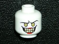 LEGO NEXO KNIGHTS JESTRO MINIFIGURE WHITE JESTER JOKER HEAD 70339