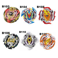 Beyblade Burst 4D Set Without Launcher Arena Metal Fight Battle Fusion Classic