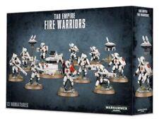 Warhammer 40k - T'au Empire Fire Warriors - Brand New in Box! Tau - 56-06
