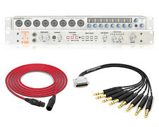 Premium Mogami Cabling Package for Dangerous Music D-Box & Presonus Firestudio