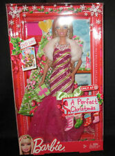Barbie A Perfect Christmas Holiday Doll NEW 2011 Store Exclusive