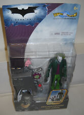 #7368 NRFC Kenner Batman 2008 the Dark Knight Destructo Case The Joker Figure