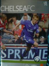 2004/2005  Premiership : CHELSEA v.  LIVERPOOL (3 October 2004)