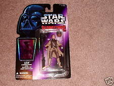 STAR WARS SHADOWS OF THE EMPIRE LEIA BOUSHH SOTE LOOSE