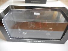 Minichamps Audi A3 Cabriolet 2008 in Grey Metallic on 1:43 in Box