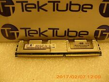 HP 4GB (1x4GB) PC2-5300 FBD LP Module 466440-B21 467654-001 Seller Refurbished
