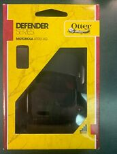 Authentic Otter Box Defender Series for Motorola Atrix 4G Phone Case, Black