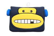 "Buhbo's MoMo the Monkey Foam Case Cover for Nabi Jr. 5"" Children's Tablet - Blue"