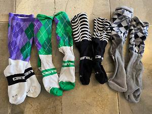 Castelli The Athletic Sock Bundle L XL Cycling Tall
