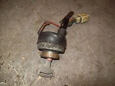 Vintage Yamaha Snowmobile 1973 Ignition Switch + Key SL GP 292 338 433