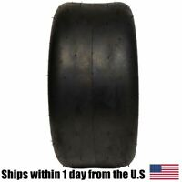 """2 New 11x4.00-5"""" 4 Ply Smooth Tires Zero Turn Lawn Mower Garden Tractor"""