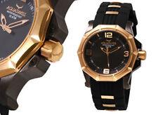Aquaswiss Men's Vessel  Watch SWISS MADE  Black/Rose Gold NEW