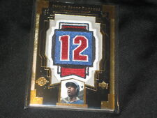 ALFONSO SORIANO YANKEES SWEETSPOT PATCH GENUINE AUTHENTIC BASEBALL INSERT CARD