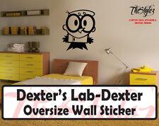 Dexter's Lab -Dexter 2 Custom Wall Oversize Wall Sticker