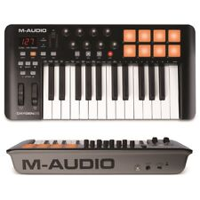 M-AUDIO OXYGEN 25 (4th gen) controller MIDI USB pc Mac 25 tasti NUOVA GARANTITA