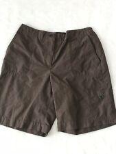 J.jill Womens Brown Size  8 Outdoor Golf/ Hiking Shorts  K14