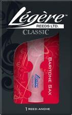 Legere Saxophone Reed Baritone Eb (E - Flat) 3.25 Standard Cut
