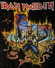 Iron Maiden Event Shirt Texas 2019 Brand New Size Large