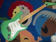 Epiphone by Gibson Vintage Strat-Style Ele. Guitar 1980's Rare Color Banana Head