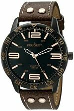Peugeot Men's Aviator Watch