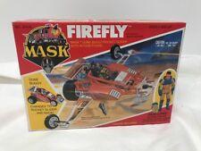 Kenner M.A.S.K. MASK (Kenner 1986) Firefly w/Julio Lopez Misb!! CASE FRESH!!