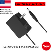 5V 4A 20W AC Adapter Charger For Lenovo MIIX 320-10ICR Laptop Power Supply